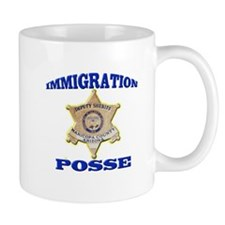 Maricopa Sheriff Immigration Posse Mug
