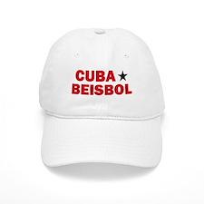 Cuba Beisbol Baseball Cap