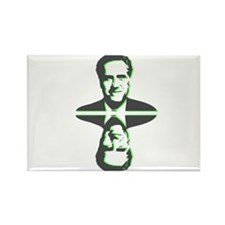 mitt romney Rectangle Magnet