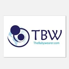 TBW-logo.png Postcards (Package of 8)