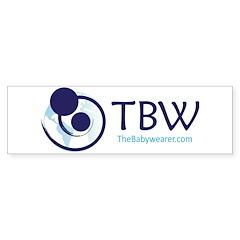 TBW-logo.png Bumper Sticker