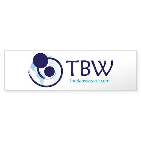 Tbw-Logo.png (bumper) Bumper Sticker