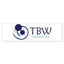 TBW-logo.png Sticker (Bumper)