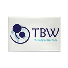 TBW-logo.png Rectangle Magnet