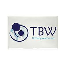 TBW-logo.png Rectangle Magnet