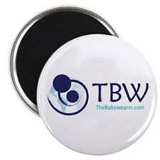 "TBW-logo.png 2.25"" Magnet (100 pack)"