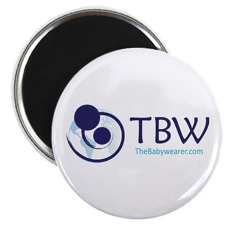 "TBW-logo.png 2.25"" Magnet (10 pack)"