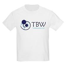 TBW-logo.png Kids Light T-Shirt