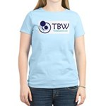 TBW-logo.png Women's Light T-Shirt