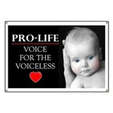 Pro life Banners