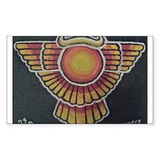 Capricorn Leather Card Holder