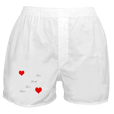 LoveandPeace Boxer Shorts
