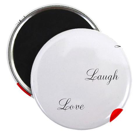 LoveandPeace Magnet