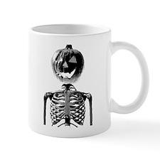 Halloween Pumpkin head Mug