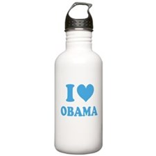 I heart Obama Water Bottle