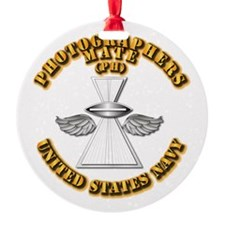 Navy - Rate - PH Ornament