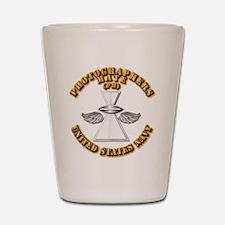 Navy - Rate - PH Shot Glass