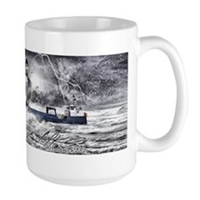 Wild Bill Cape Caution Mug