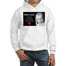 Pro-Life Voice for the Voiceless Hoodie