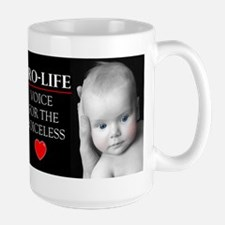 Pro-Life Voice for the Voiceless Mug