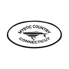 Mystic CT - Surf Design. Patches