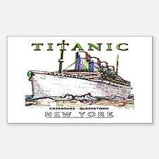 Titanic Neon (white) Decal