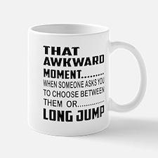 That Awkward Moment... Long Jump Mug