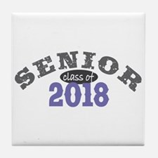 Senior Class of 2018 Tile Coaster