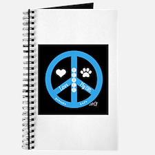 Peace, Love, My Cat Journal