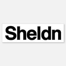 Sheldn - Bumpersticker