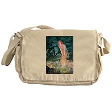 Queen of the Fairies Messenger Bag