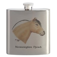 Norwegian Fjord Flask