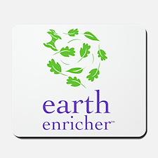 Earth Enricher Logo Mousepad
