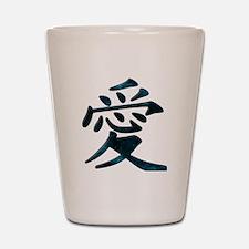 Chinese Love Shot Glass