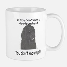 Newfoundland You Dont Know Spit Mug