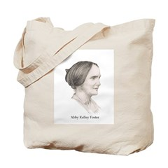 Abby Kelley Foster Tote Bag