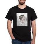 Abby Kelley Foster Dark T-Shirt
