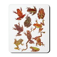 Tree Frogs Mousepad