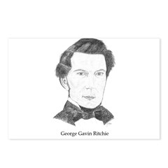 George Gavin Ritchie Postcards (Package of 8)