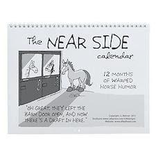 The Near Side Wall Calendar