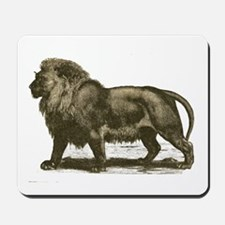 Lion Emporer Mousepad