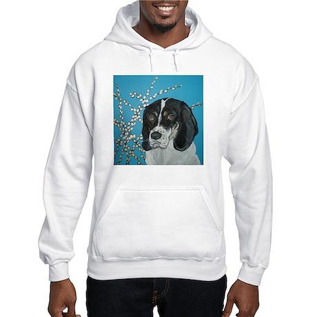 """Hound Dog"" Hooded Sweatshirt"