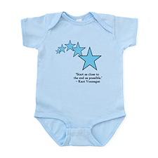 Start at the ending Infant Bodysuit