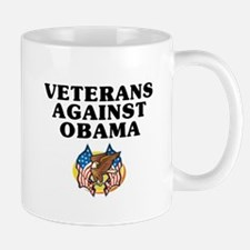 Veterans against Obama - Mug