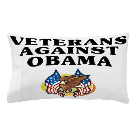 Veterans against Obama - Pillow Case