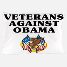 Veterans against Obama - Pillow Case