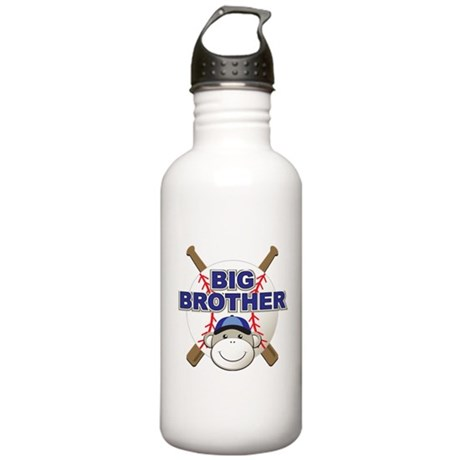 Big Brother Monkey Stainless Water Bottle 1.0L