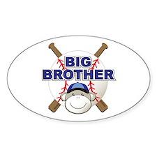 Big Brother Monkey Decal