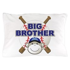Big Brother Monkey Pillow Case