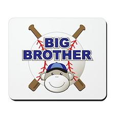 Big Brother Monkey Mousepad